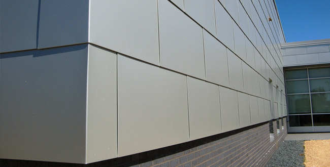 Architectural Sheet Metal Nu Look Exteriors Burnsville