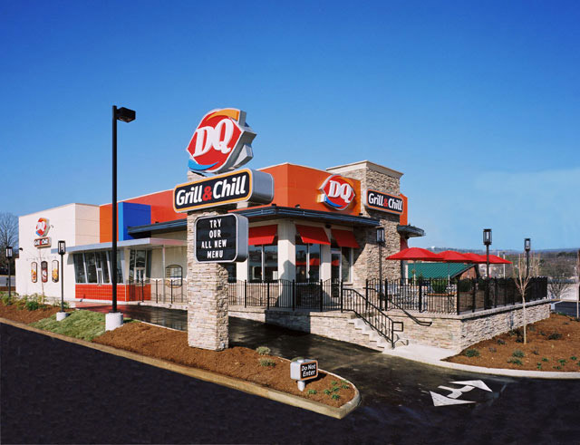 dairy queen grill chill nu look exteriors burnsville minnesota. Black Bedroom Furniture Sets. Home Design Ideas